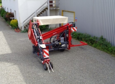 ERME Erme one row garlic harvester topper RE1